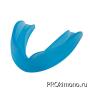 Капа для карате детская одночелюстная синяя