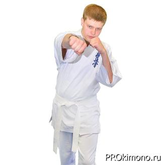 Доги для карате Киокушинкай детское белое