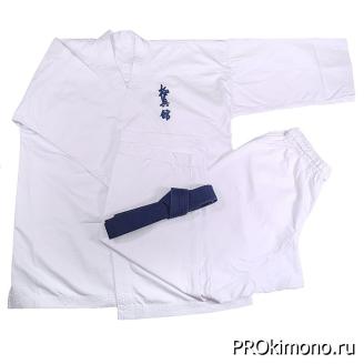 Доги для карате Кёкусин-кан белое