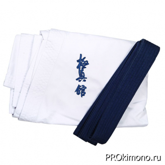 Кимоно для карате Кёкусин-кан детское белое