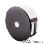 Макивара BFS круглая черно-белая ПВХ
