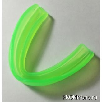 Подарок капа одночелюстная зеленая