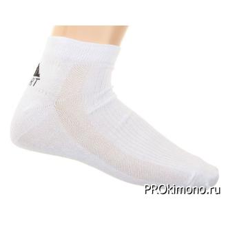 Подарок носки женские спортивные M-267 белые размер 23-25