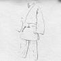 Кимоно детское без вышивки